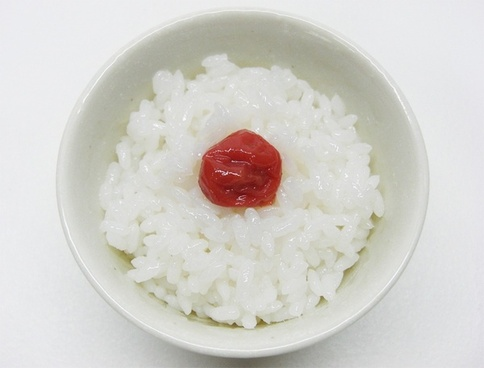 rice food pickled
