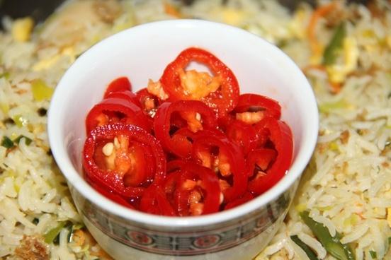 rice paprika ingredient