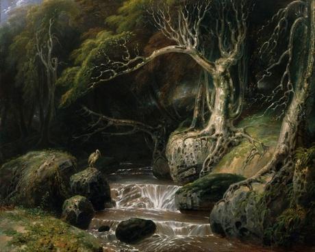 richard westall landscape art