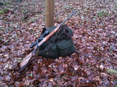 rifle hunting hunter backpack