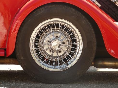 rim wheel mature