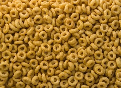 ring of corn grain