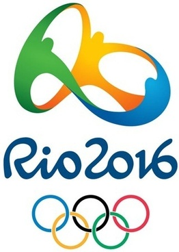 rio16 olympic logo vector