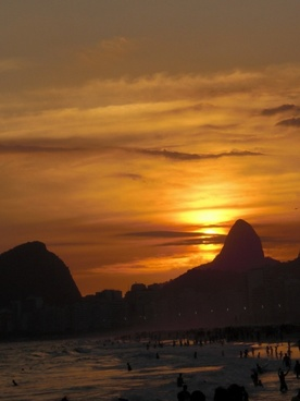 rio de janeiro beach brazil