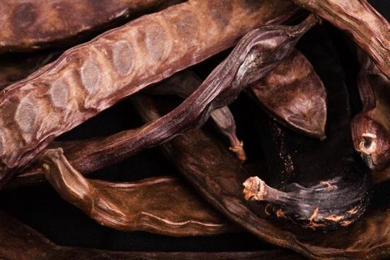 ripe carob