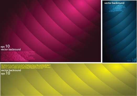 ripples background vector