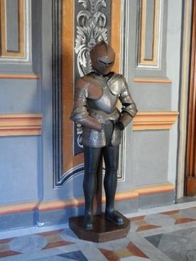ritterruestung guard knight