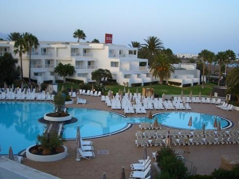 riu hotel spanien