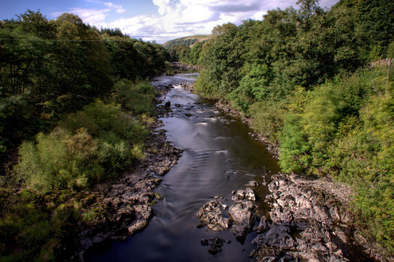 river nith dumfries amp galloway
