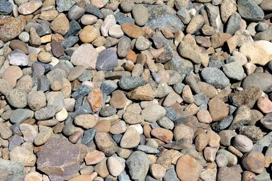 river pebbles 1