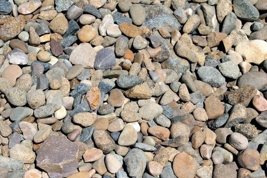 river pebbles 1