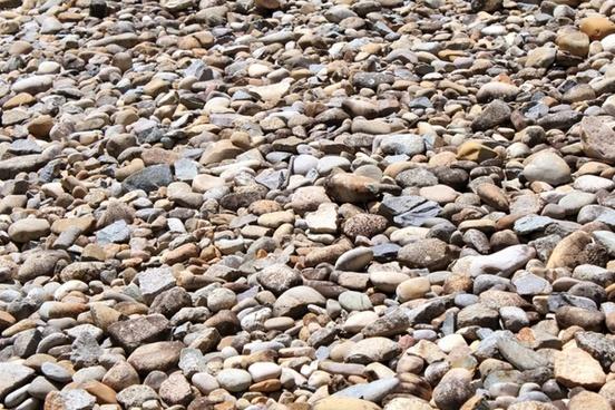 river pebbles 2