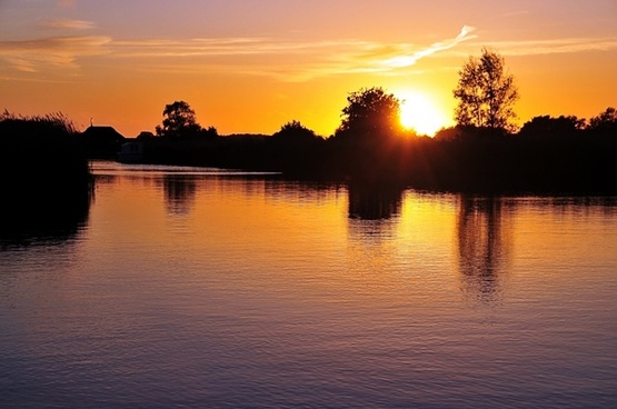 river scenery nature