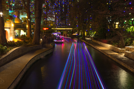 river taxi lights