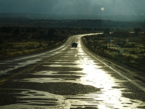 road drive freedom