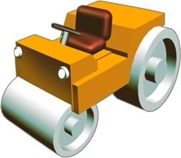Road roler