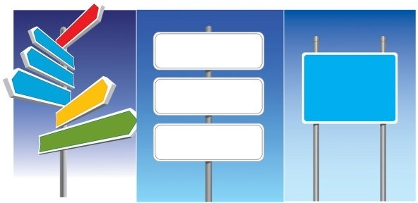 Sign Board Free Vector Download 8 775 Free Vector For Commercial