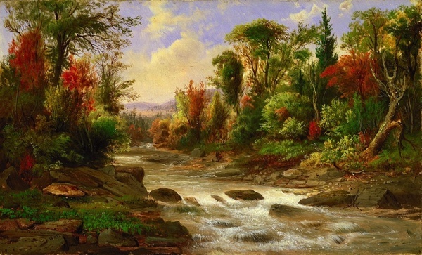 robert duncanson landscape art