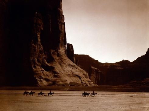rock canyon wild west canyon de chelly