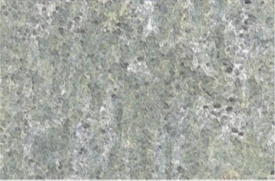 rock green blur