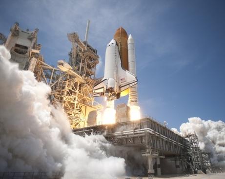 rocket launch rocket take-off