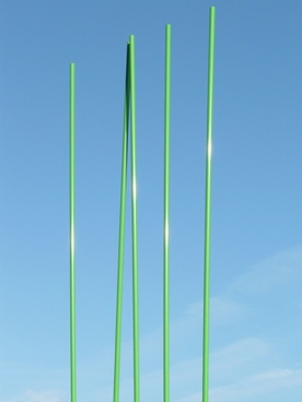 rods green artwork
