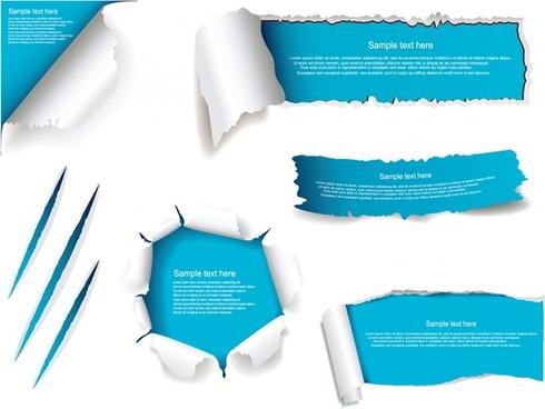 roll angle vector tear cracks