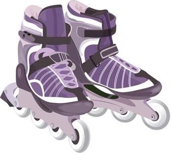 roller skate shoes 1