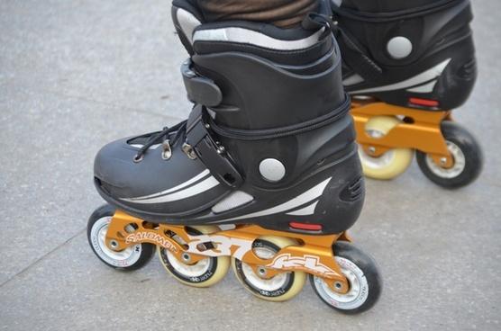 rollerblade skate boots