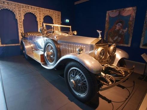 rolls royce 1926 car automobile