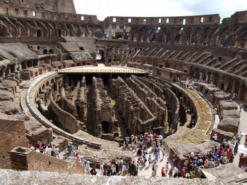 roma roman coliseum colusseum