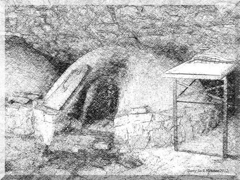 roman bread oven