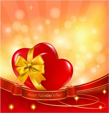 romantic valentine vector elements