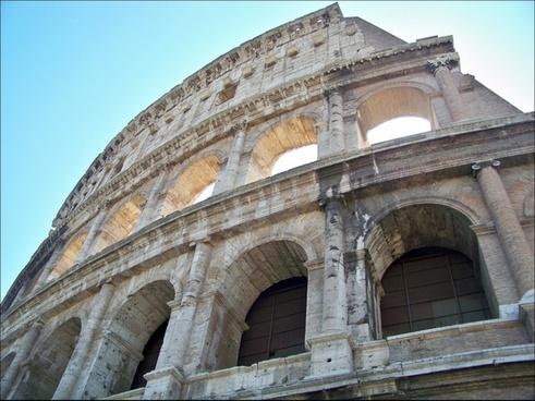 rome colloseum italy