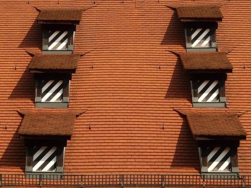 roof home window