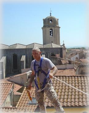 roof repair tiles arles