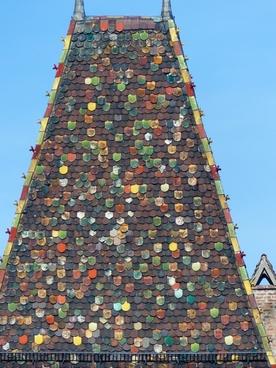 roof spire building