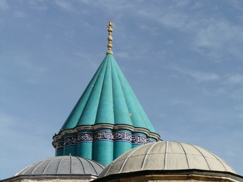 roofs dome mosque