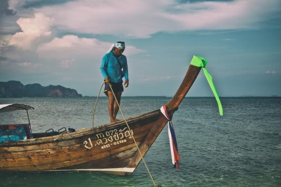 rope man thailand