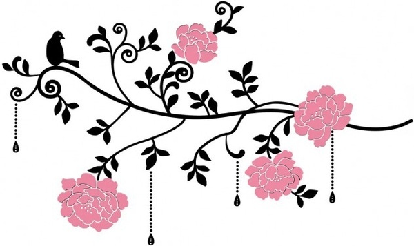 Rose flower design photoshop brushes download (251 photoshop brushes