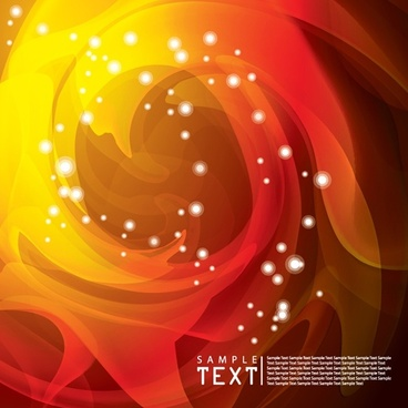 rotate abstract elements vector