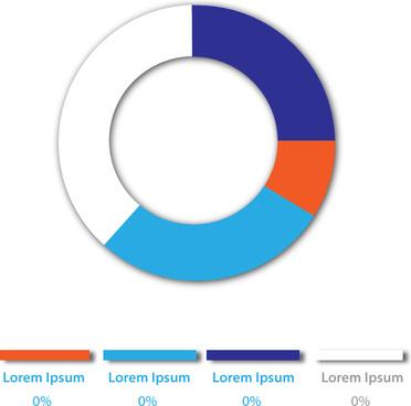 round graph icon