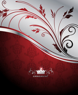 royal ornament background