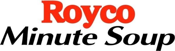 royco minute soup