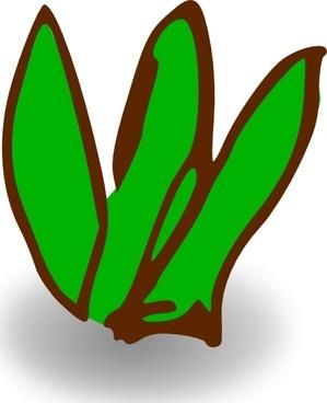 Rpg Map Symbols Plant clip art