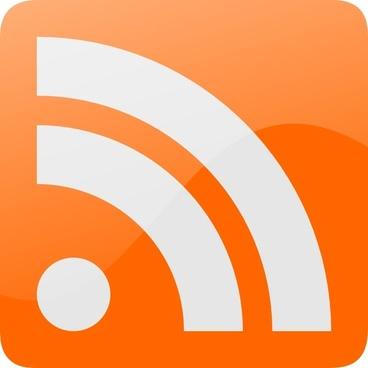 Rss Logo clip art
