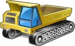 rubber crawler carrier