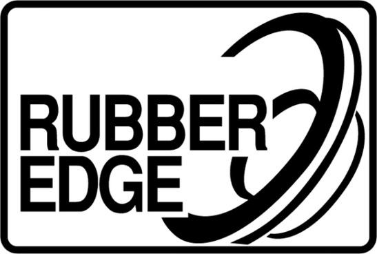 rubber edge