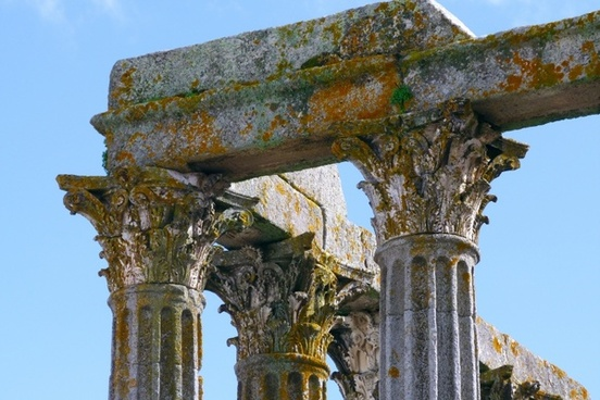 ruin stone roman