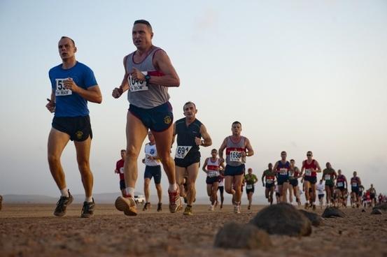 running jog jogging